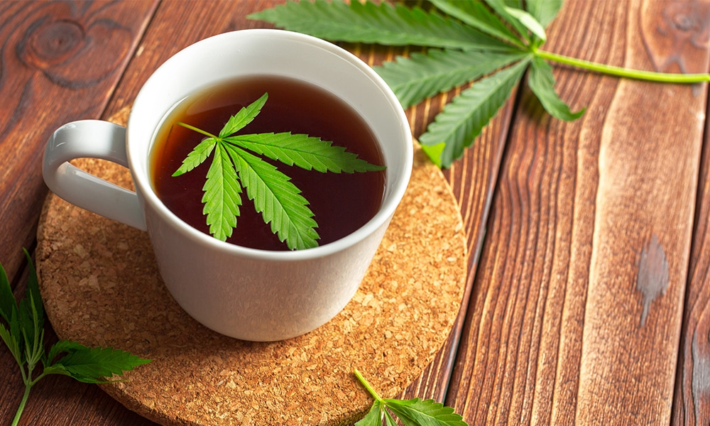 Cannabis Drink Innovations